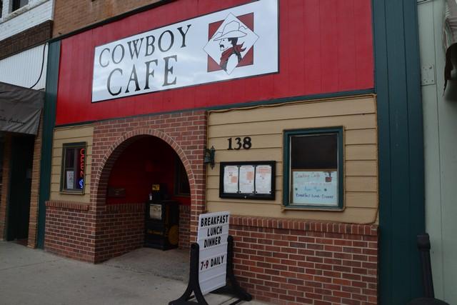 Sheridan Wyoming Cowboy Cafe